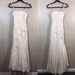 Ann Taylor Jasmine Lace Wedding Dress Style 272215